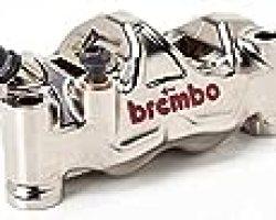 BREMBO(ブレンボ) ハイパフォーマンス(HP)シリーズ GP4 RX 130 キャリパーキット ラジアル130mm CNC削り出し ニッケルコート 左右セット 220.B011.30