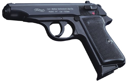 WALTHER PP CF/HW (モデルガン完成品)