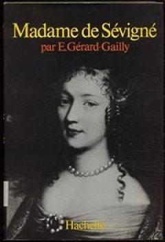Livres Couvertures de Madame de Sévigné.