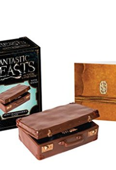 Livres Couvertures de Fantastic Beasts and Where to Find Them: Newt Scamander's Case: With Sound