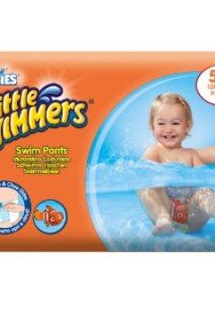 Livres Couvertures de Huggies Little Swimmers Standard Taille 5/6 (12-18 kg) x 11 Culottes Lot de 2