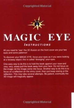 Livres Couvertures de Magic Eye: A New Way of Looking at the World