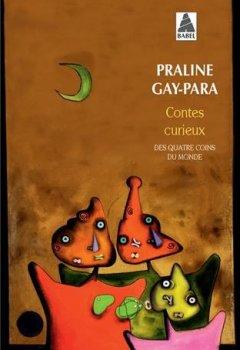 Livres Couvertures de Contes curieux des quatre coins du monde