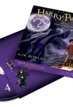Buchdeckel von Harry Potter and the Deathly Hallows (Harry Potter 7)