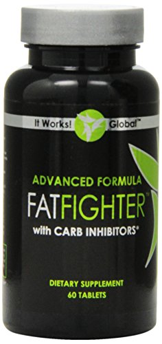 It Works! Advanced Formula Fat Fighter with Carb Inhibitors 60 tablets