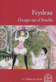 Livres Couvertures de Occupe-toi d'Amélie