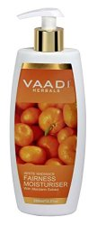 Vaadi Herbals Fairness Moisturiser with Mandarin Extract, 350 ml @Rs. 116