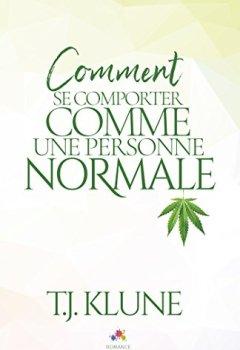 Livres Couvertures de Comment se comporter comme une personne normale