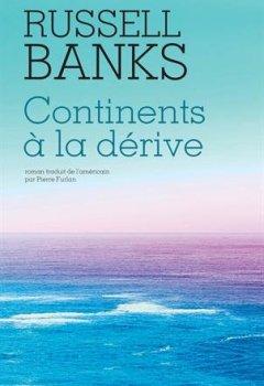 Livres Couvertures de Continents à la dérive