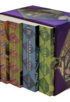 Abdeckungen Harry Potter Paperback Box Set (Books 1-6)