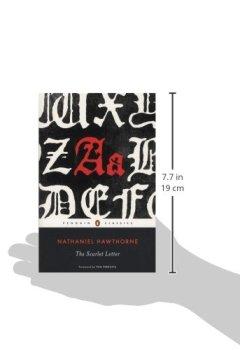 Livres Couvertures de The Scarlet Letter