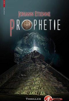 Livres Couvertures de Prophétie: Thriller (Rouge)