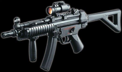 東京マルイ TMEMG12 H&K MP5 R.A.S