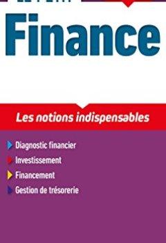 Livres Couvertures de Le petit Finance 2018 - 10e éd. - Les notions indispensables