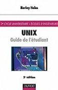 Unix : Guide de l'étudiant