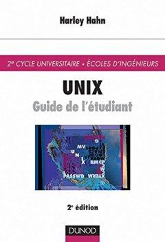 Livres Couvertures de Unix : Guide de l'étudiant