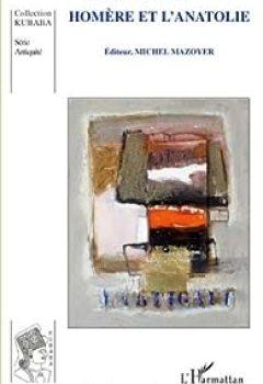 Livres Couvertures de Homère et l'Anatolie