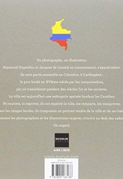 Livres Couvertures de Magnum Photos Beaux Livres - tome 1 - Depardon, Loustal : Carthagène (édition spéciale)