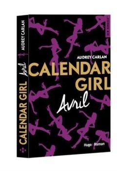 Livres Couvertures de Calendar Girl - Avril