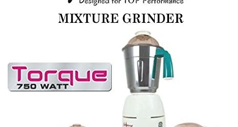 Sphere Torque 750 Watt Mixture Grinder