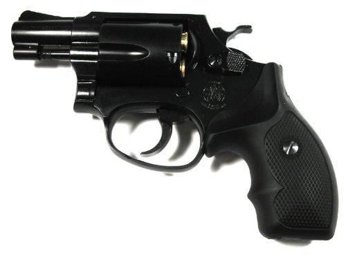 マルシン【ガスガン】6mmBB S&W・M36・2インチ チーフスペシャル Xカートリッジ仕様 Black ABS