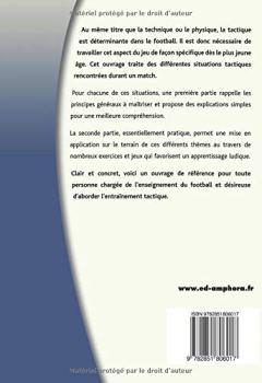 Livres Couvertures de FOOTBALL, entraînement tactique