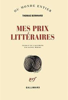 Livres Couvertures de Mes prix littéraires