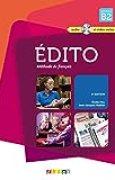 Edito niv.B2 (éd. 2015) - Livre + CD + DVD: Collection Edito