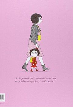 Livres Couvertures de Maman à l'école
