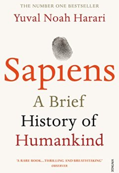 Livres Couvertures de Sapiens: A Brief History of Humankind