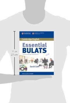 Livres Couvertures de Essential Bulats. Student's Book with Audio-CD and CD-ROM: Pre-intermediate to Advanced. Business Language Testing Service. Cambridge ESOL