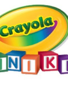 Livres Couvertures de Crayola Mini Kids - 10570 - Kit de Loisir Créatif - coloriage et gommettes