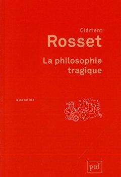 Livres Couvertures de La philosophie tragique