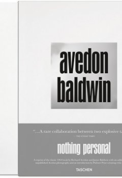 Livres Couvertures de Richard Avedon, James Baldwin. Nothing Personal