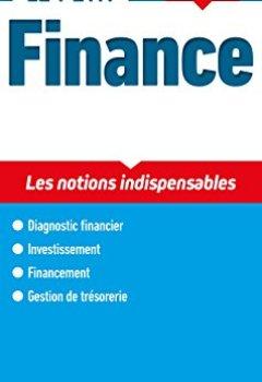 Livres Couvertures de Le petit Finance 2017 - Les notions indispensables