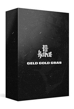 Buchdeckel von Geld Gold Gras (3G Fanbox)