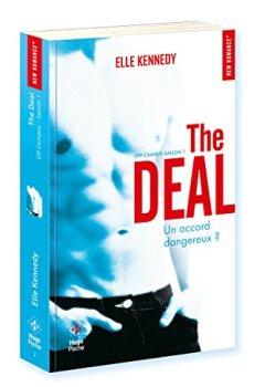 Livres Couvertures de Off-campus Saison 1 The deal