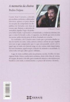 Portada del libro deA Memoria Da Choiva (Edición Literaria - Narrativa)