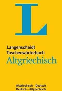 Buchdeckel von Langenscheidt Taschenwörterbuch Altgriechisch