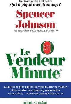 Livres Couvertures de Le vendeur minute