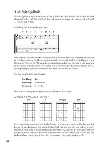 Fingerfertigkeit am Griffbrett +Video-Download! Noten /& Tabulatur Fingergymnastik E-Gitarre Training warm up finger-fitness for guitar