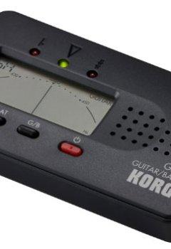 Livres Couvertures de Korg GA-1 Accordeur pour guitare et basse