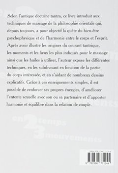 Livres Couvertures de Le massage tantrique : Techniques de relaxation et de stimulation sexuelle