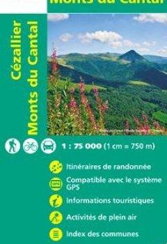 Livres Couvertures de CEZALLIER-MONTS DU CANTAL