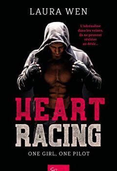 Livres Couvertures de One girl, one pilot: Premier tome d'une saga de romance (Heart Racing t. 1)