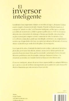 Livres Couvertures de El inversor inteligente