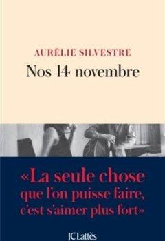 Livres Couvertures de Nos 14 novembre