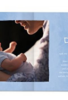 Buchdeckel von Auf einmal bist du da: Vom Wunder der Geburt und von der Geburt eines Wunders