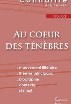 Livres Couvertures de Fiche de lecture Au cœur des ténèbres (Analyse littéraire de référence et résumé complet)