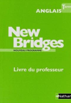 Livres Couvertures de New Bridges Terminales